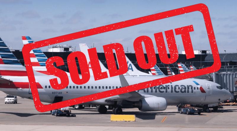 AGOTADOS vuelos a la Habana con American Airlines