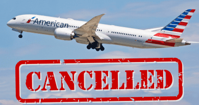 American Airlines cancela vuelos al aeropuerto de la Habana