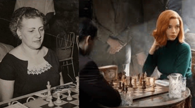 ¿Una cubana inspiró la serie de ajedrez más vista de Netflix?