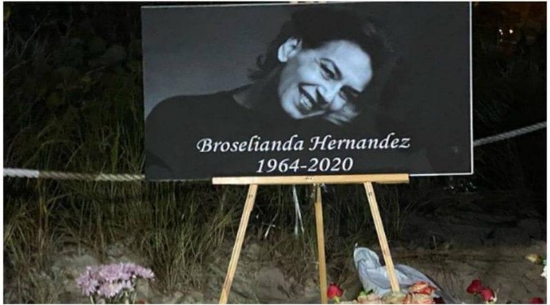 despedida Broselianda Hernandez