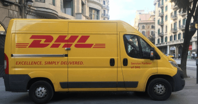 La multinacional DHL reanuda los envíos a Cuba en noviembre