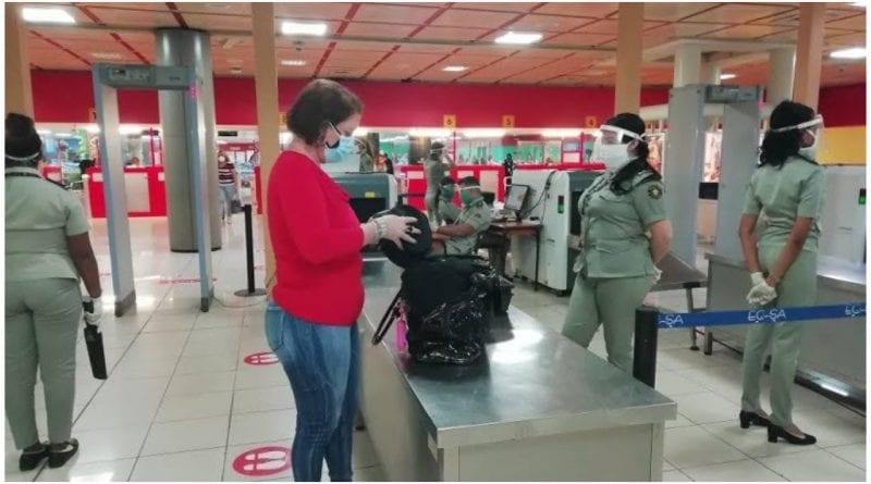 maleta viaje Cuba