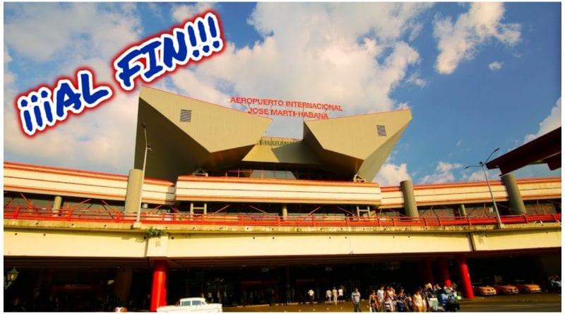 mañana abre aeropuerto Habana
