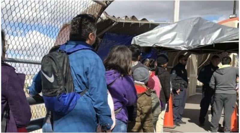migrantes cubanos asilo Mexico