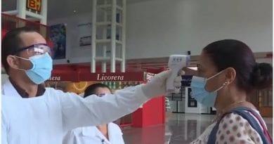 movimientos limitados pasajeros Cuba