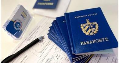 pasaporte cubano renovacion