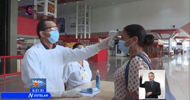 Cubano pagará protocolo del Covid19 en aeropuerto José Martí de la Habana