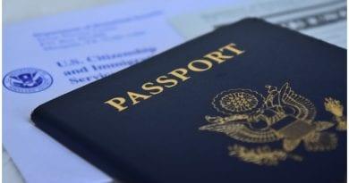 sacar pasaporte americano
