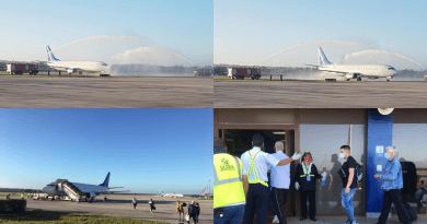 Llegan los primeros vuelos internacionales al aeropuerto de la Habana