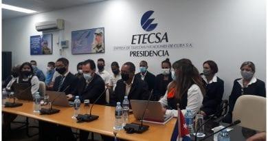 ETECSA servicios enero