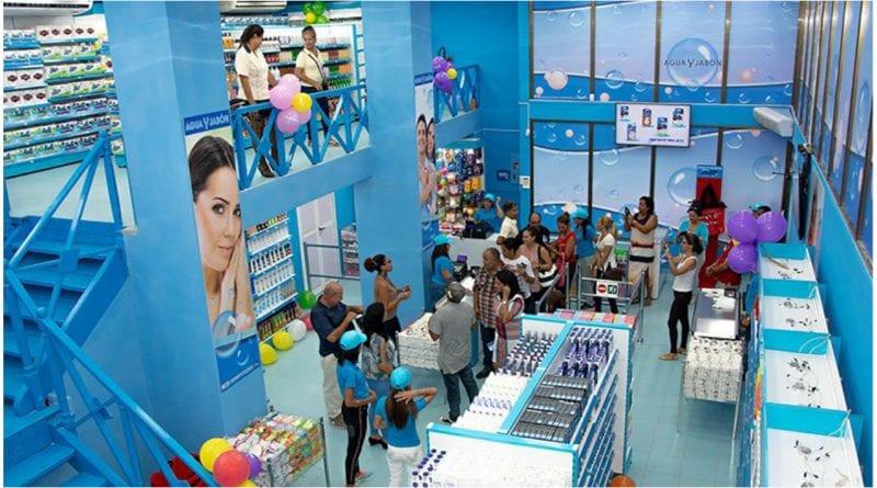 amplian horarios tiendas Cuba