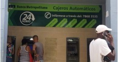 cajeros automaticos unificacion monetaria