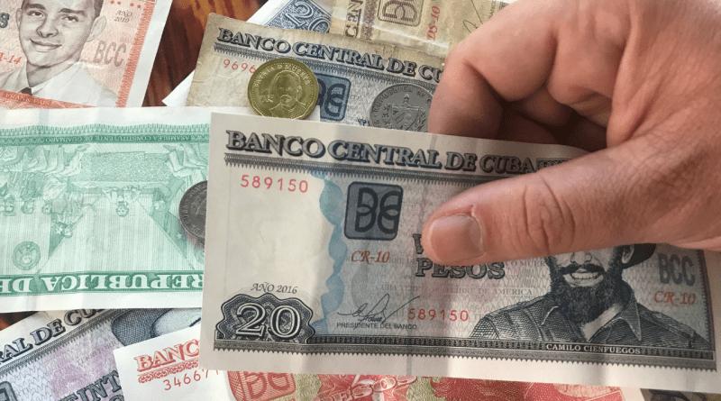 ¿Qué pasará con las cuentas bancarias en CUC en enero del 2021?