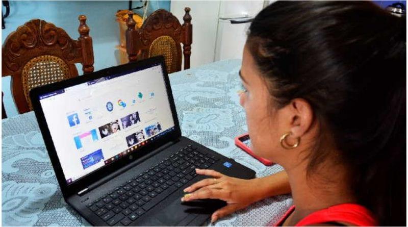 internet hogares Cuba