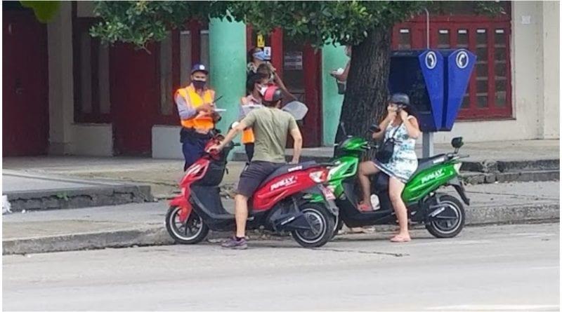 ladrones motos electricas