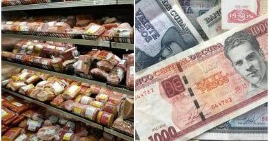 precios alimentos Cuba unificacion