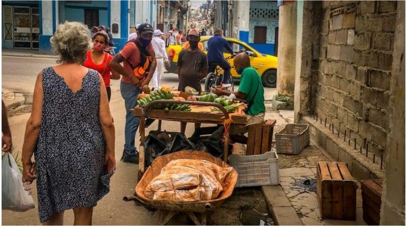 precios comida Cuba 2020