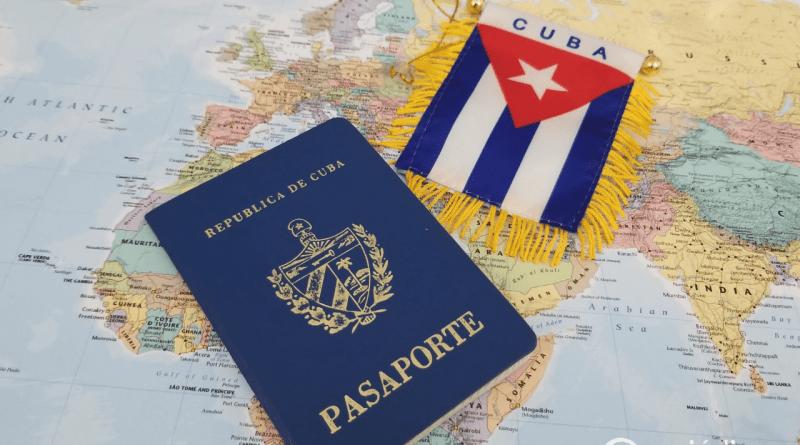 3500 pesos pagarán los residentes por un pasaporte cubano