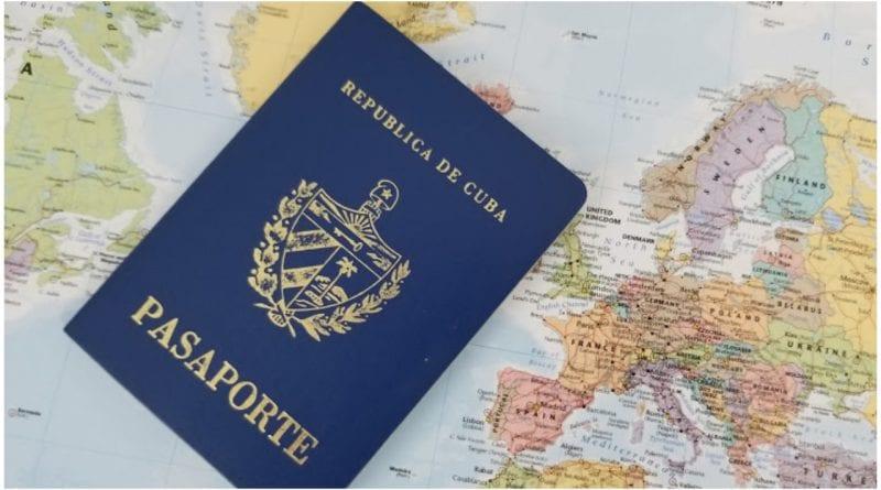 tarifas pasaporte cubano unificacion