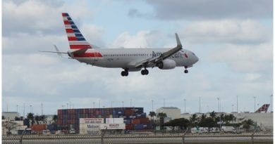 American Airlines Cuba 2021