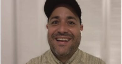 Andy Vásquez recuperación Covid19