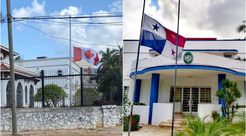 Embajadas Canada Panama Cuba