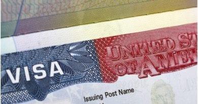 Estados Unidos suspension visa
