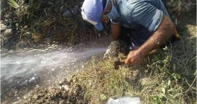 Servicio agua La Habana