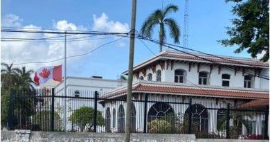Trabajar Embajada Canada Cuba