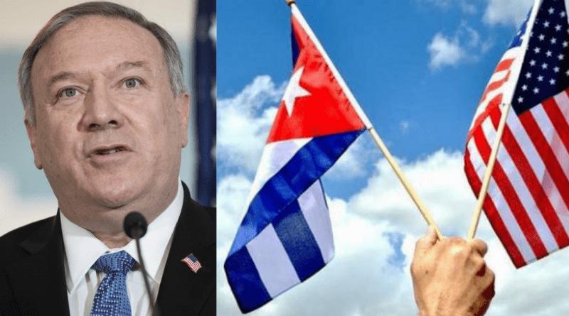 Trump se retira dejando a Cuba en la lista de patrocinadores del terrorismo