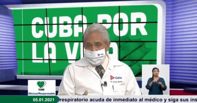 Duran retoma sus conferencias diarias por desborde de Covid19 en Cuba