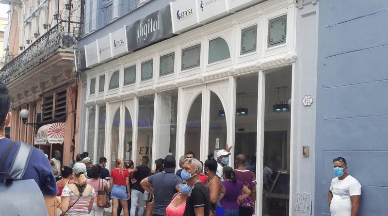 Etecsa ampliará la conexión de internet en la Habana