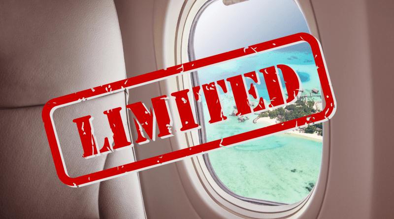México reduce sus vuelos semanales a Cuba en enero