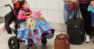 Niña cubana con enfermedad de Krabbe necesita 22.000 dólares