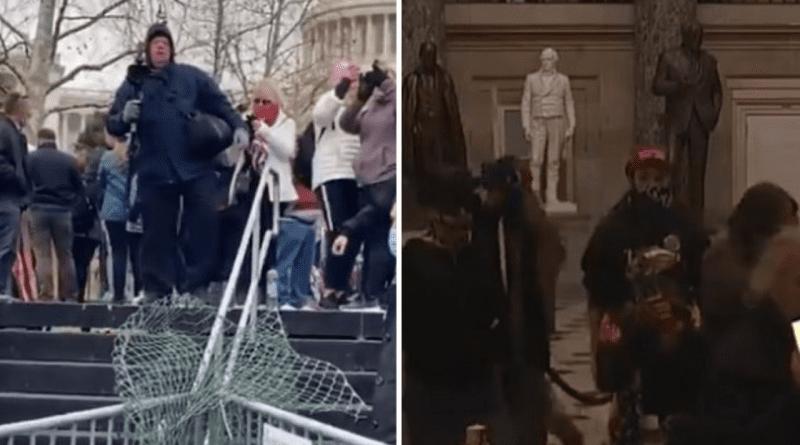 Reacciones de políticos de Estados Unidos frente a los disturbios