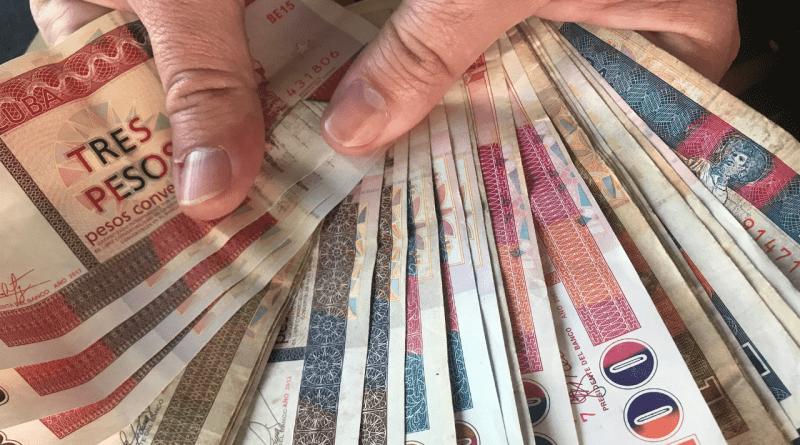 Tiendas reciben pocos CUC en Cuba porque su destino es la incineración