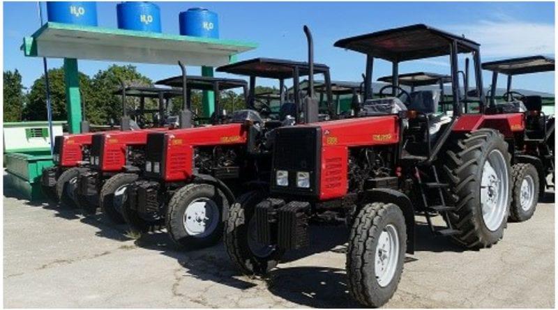 tractores MLC Cuba