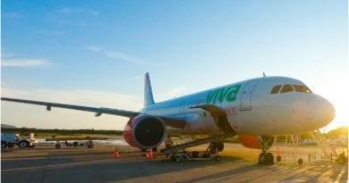 vuelo humanitario Cuba Guyana