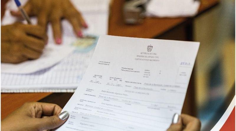 Cuba actualizacion titulos propiedad