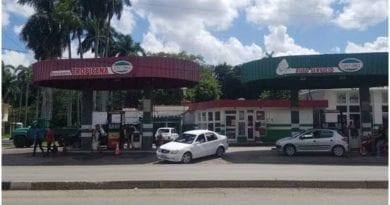 Precios combustible cuentapropistas Cuba