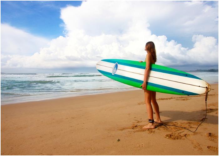 Surf- Punta Cana