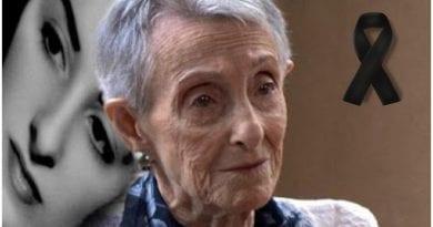 actriz Martha Velasco murio