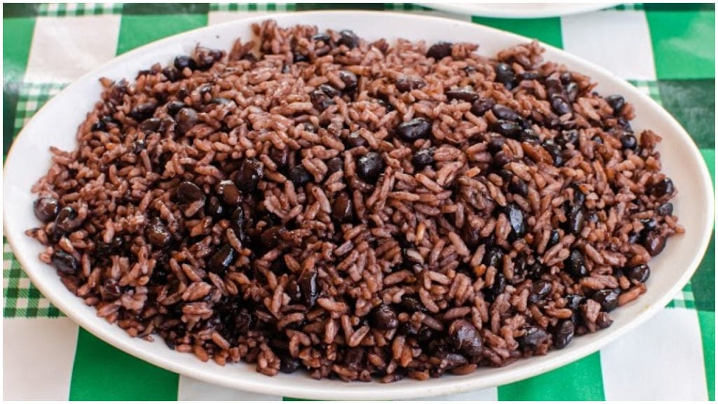 arroz congri
