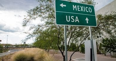 EE.UU. procesará 25.000 solicitudes de asilo en la frontera con México