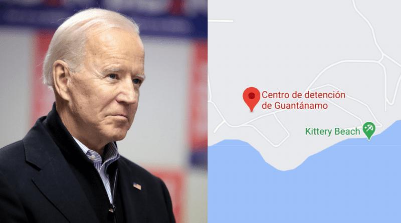 Biden planea cerrar la prisión de la Bahía de Guantánamo