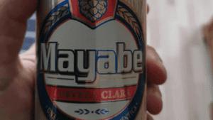 Cerveza Mayabe