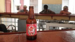 Cerveza Tínima