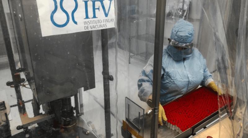 Cuba ha producido 150.000 dosis de la vacuna contra la Covid19