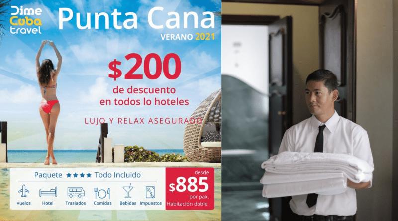 Consigue $200 de descuento en estos hoteles de Punta Cana este verano