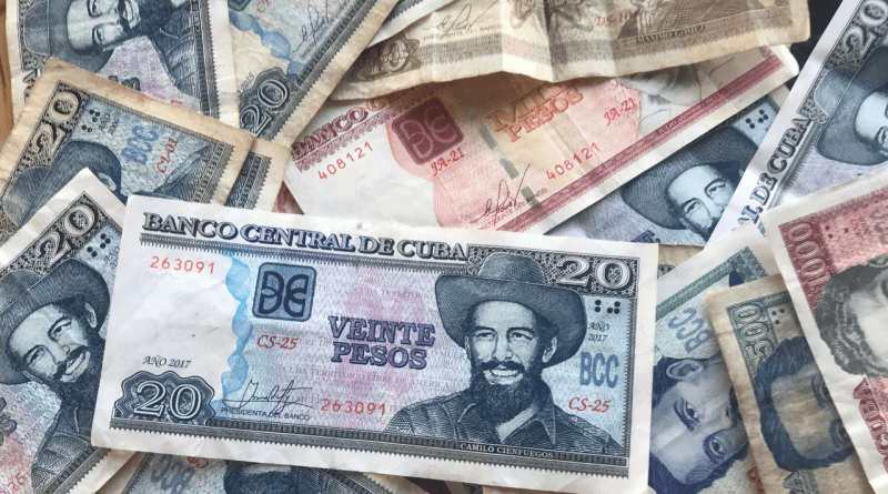 ¿Cuánto cobran por enviar dinero a Cuba?